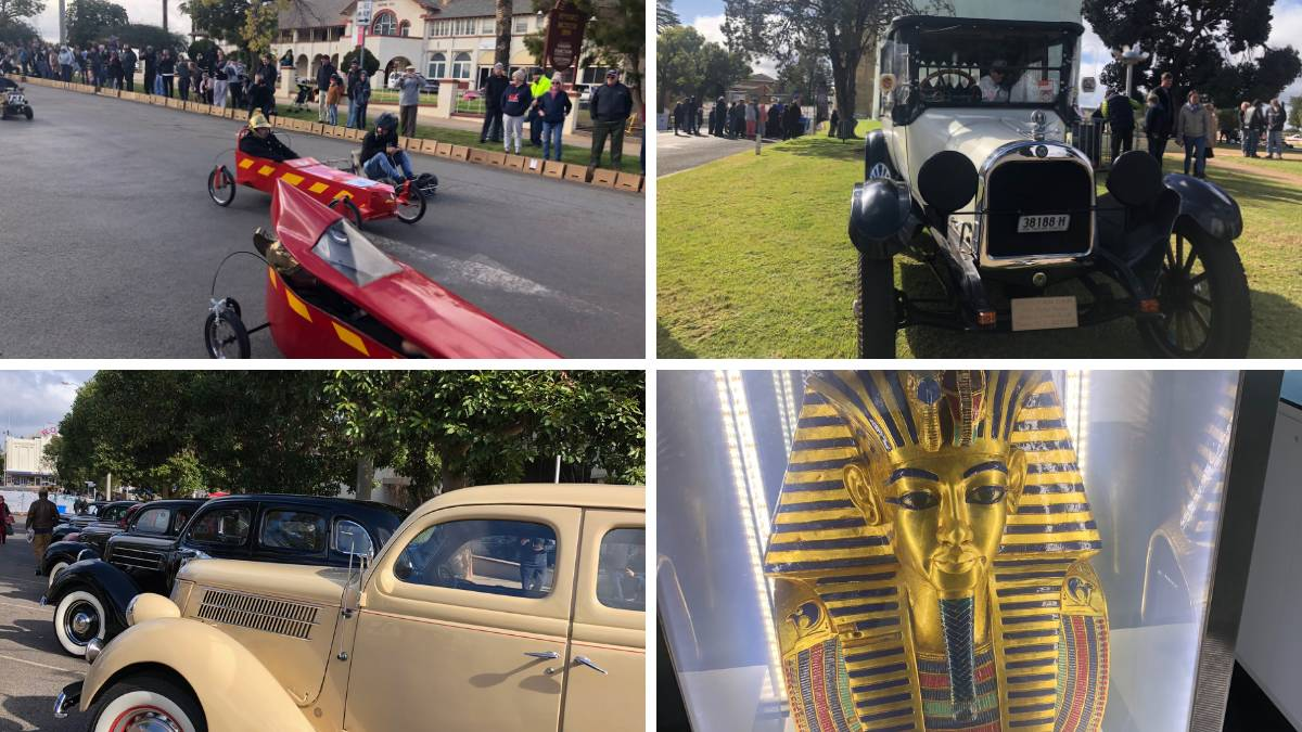 IT'S BACK: The Australian Art Deco Festival Leeton is returning in a big way in 2021. Photos: Talia Pattison