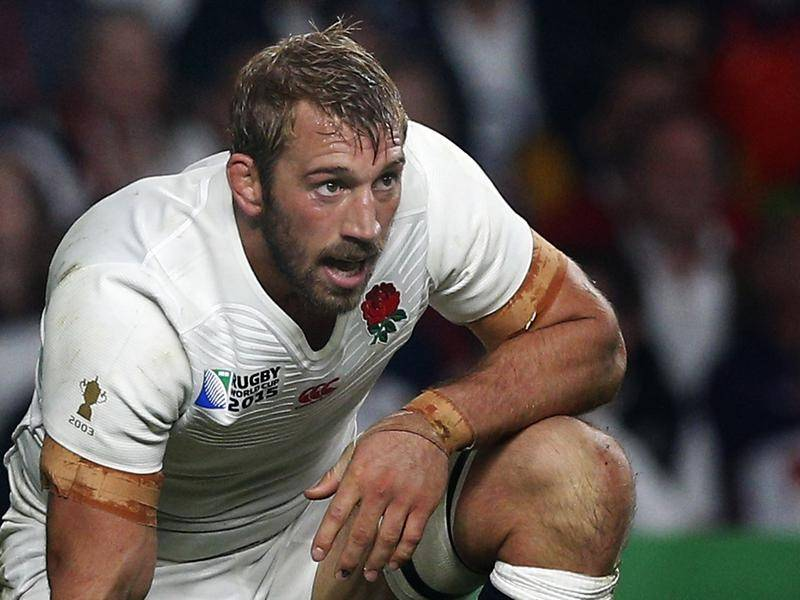 Chris Robshaw was among those whose COVID-19 rule breach caused the England match cancellation.