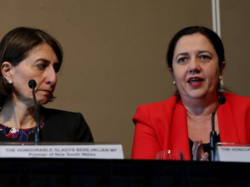 Annastacia Palaszczuk says Queensland will open its border to NSW residents outside of Sydney.