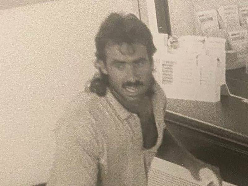 NSW Police are looking for the man who held up a bank in Rockdale in Sydney's south in 1990.