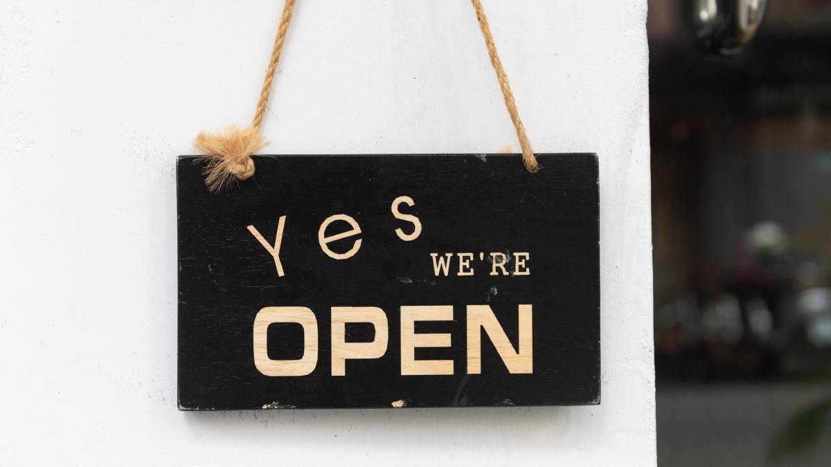 We're open for business: a guide for supporting locals